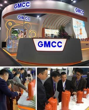 GMCC新一代5HP变频喷气增焓热泵采暖压缩机正式发布