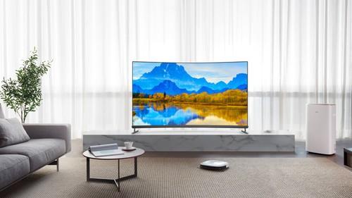 TCL C3曲面全面屏电视发布,新中产的全新选择
