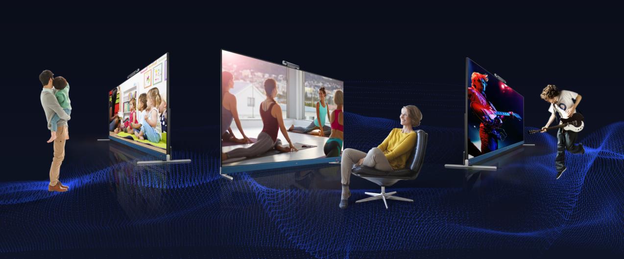 至臻品质打动新中产,TCL全场景AI电视C68凭什么这么出彩?
