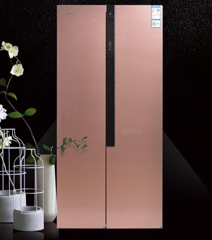 存鲜有方,大小刚好!颜值控的你千万不能错过这台康佳冰箱