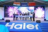 海尔印度北部工业园奠基 2020年投产