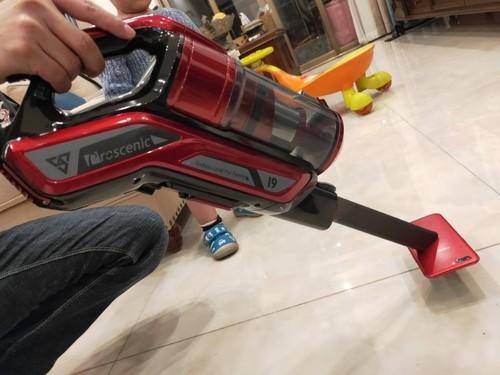 手持吸尘器哪个牌子好?买吸尘器为什么首要考虑是吸力大的?