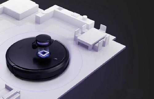 开启全新智能家居时代,科语小黑匣扫地机器人助力品质生活