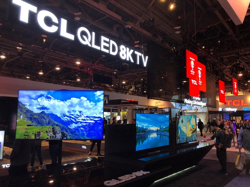 科技早闻:TCL电视Q1销量达844万台,海信发4款电视新品