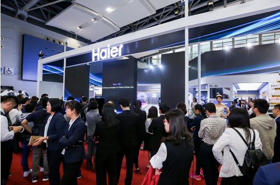 海尔冰箱在广交会上展示6国高端NO.1成果