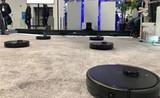科语小黑匣扫地机器人专注智能清洁领域,实力创造可能