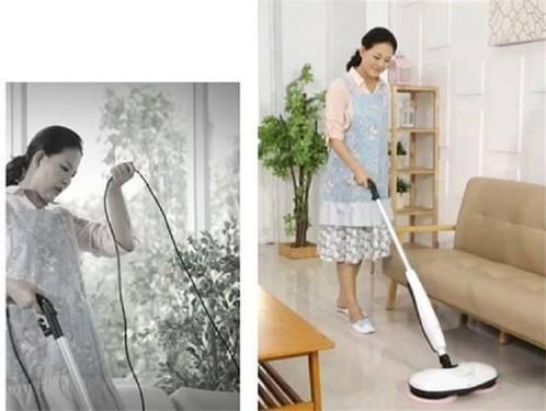 轻松搞定地板清洁,蒸汽拖把好用吗