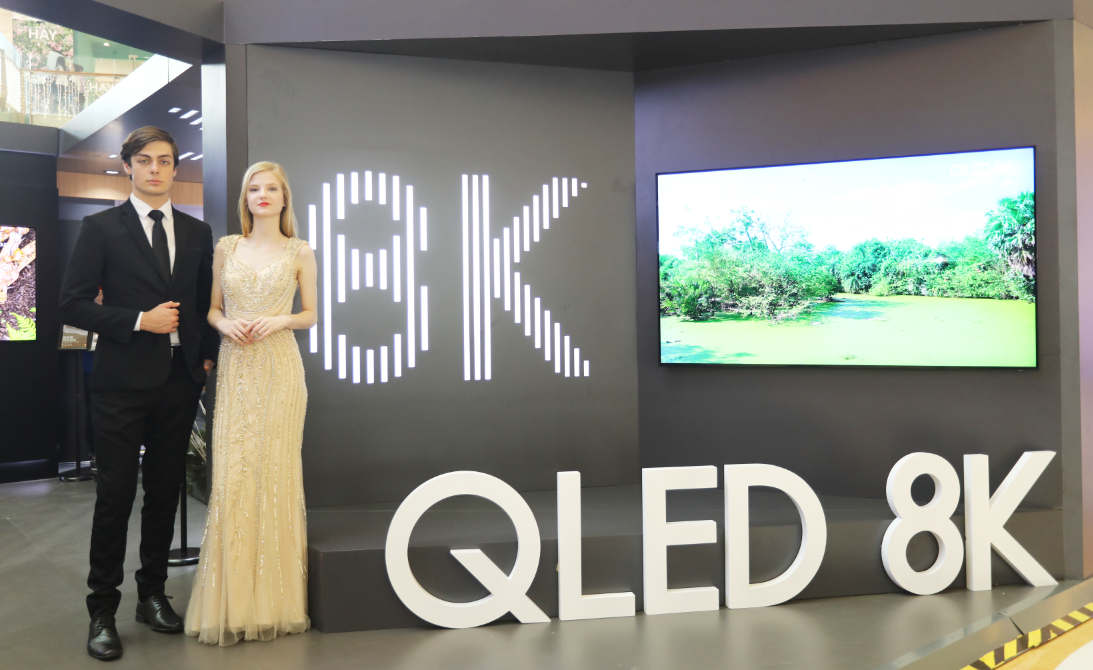 巴蜀迎8K视界荣耀绽放,三星QLED 8K电视创造美好生活