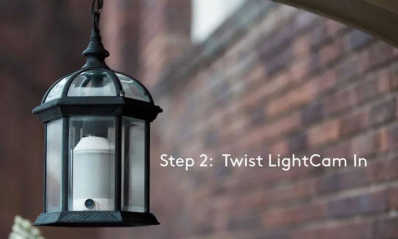 既是灯泡又是摄像头,你的智能家居需要TA么?