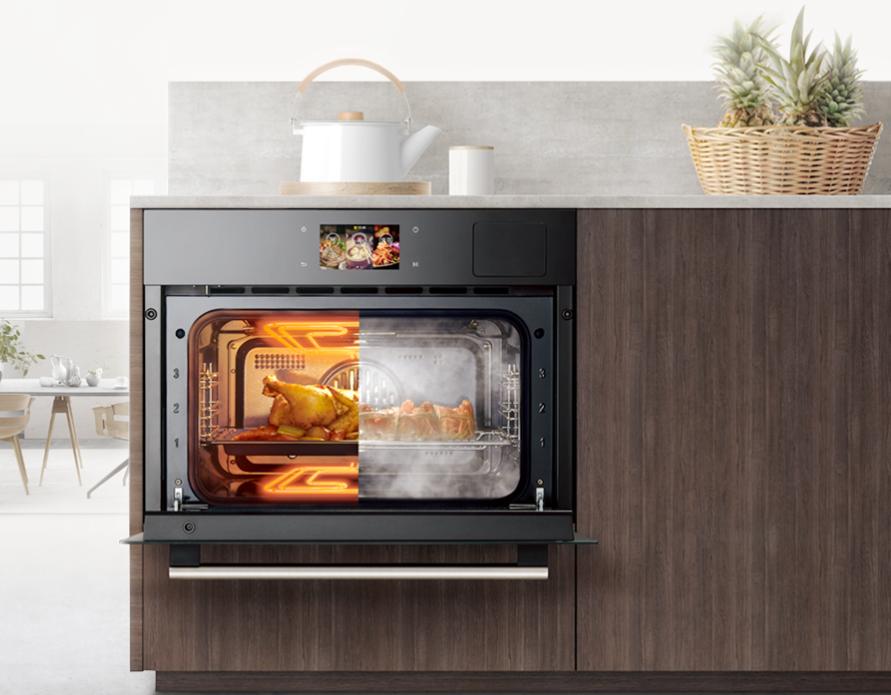 美好饮食新生活,从选好一个厨房电器开始