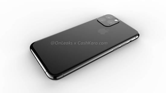 科技早闻:iPhone XI最新渲染图正式曝光,《复联4》累计票房达10亿元