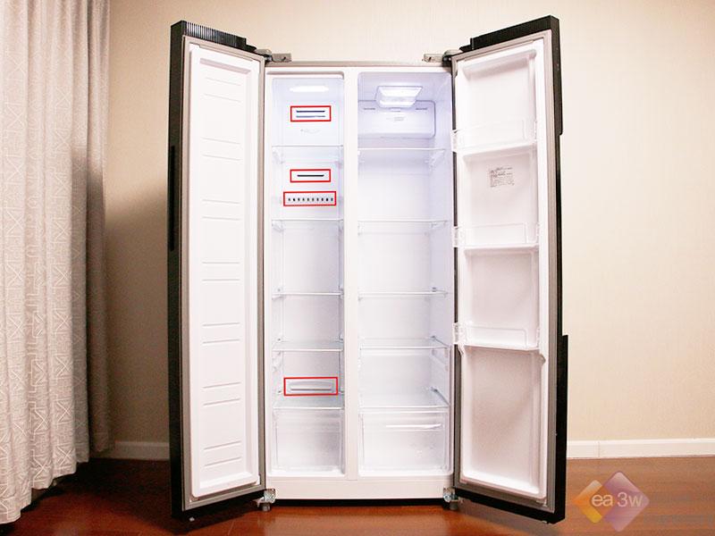 欢喜迎五一,这台大小刚好的冰箱送父母刚刚好