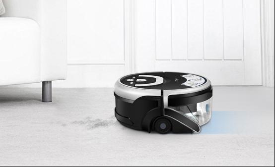 拖地不如洗地,地面清洁还看W400洗地机器人