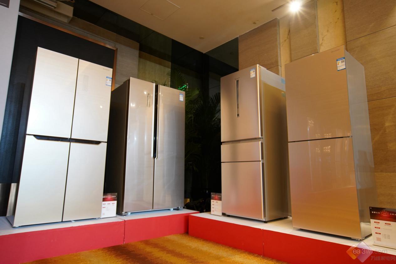 夏普新品发布会打造黑白共进   新品冰箱携全矩阵产品打响中国市场