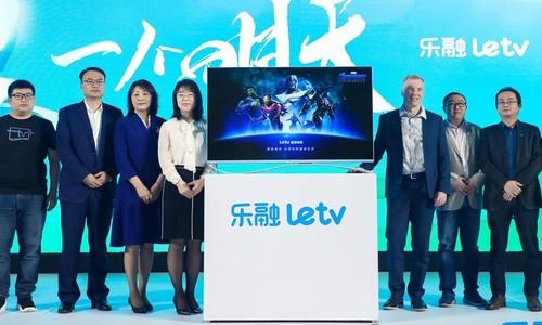 乐融Letv 超5新品现场体验,又是一款电视杀手锏