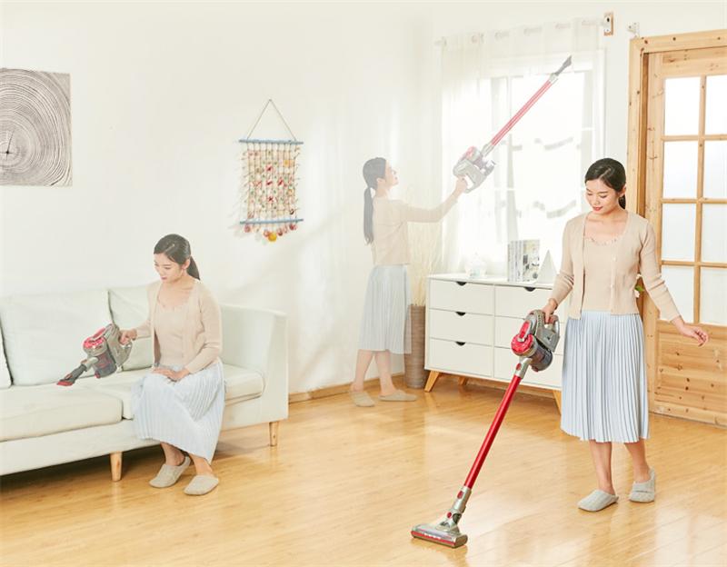 除尘小精灵上线,家用手持吸尘器什么牌子好?