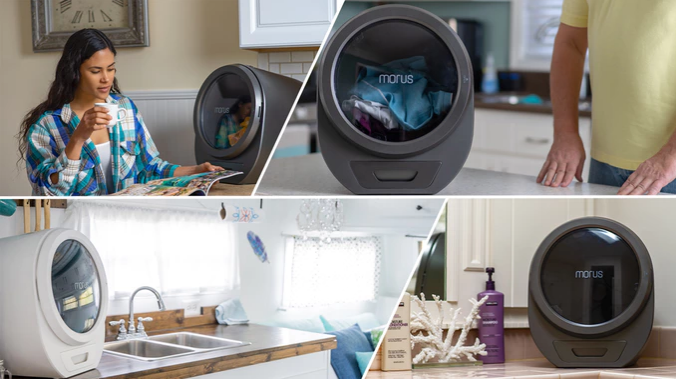 创意酷品:迷你烘干机,城市租客的最佳选择
