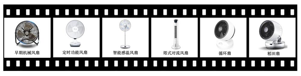 夏天到了,你的家里怎么能少了台风扇