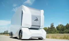 """科技早闻:苏宁618推出""""准时达""""服务 早到晚到都赔钱,全球首例无人驾驶电动卡车获准上路"""