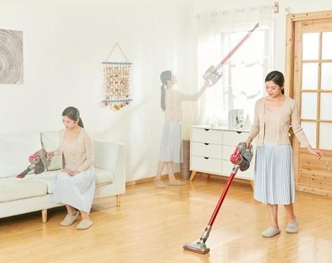 家用手持吸尘器如何选择?仅靠双手解决全屋清洁!
