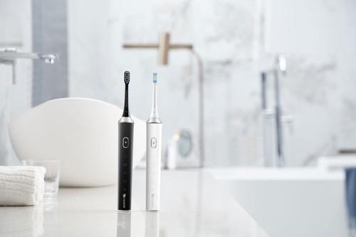 电动牙刷让刷牙变得更健康
