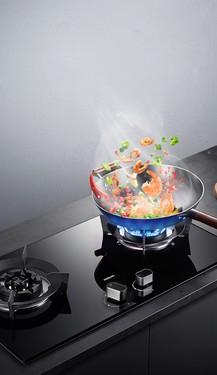 """老板燃气灶57B0火热上市,大火力""""灶""""就大厨级餐宴"""