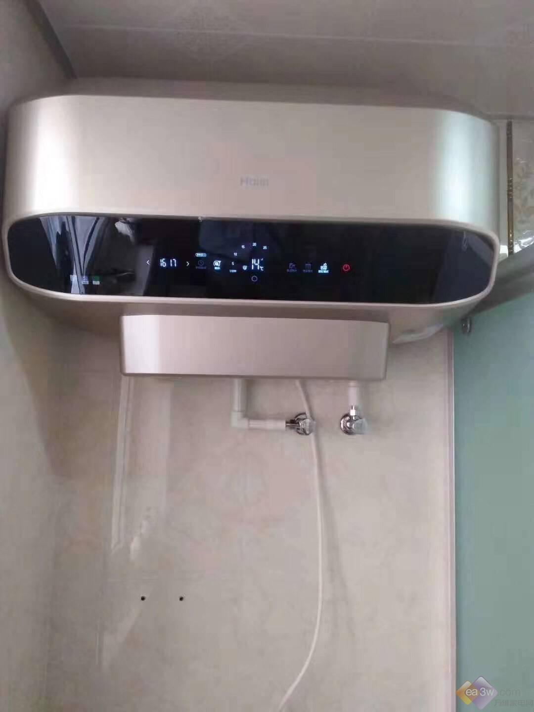 北京刘女士家海尔热水器使用体验:随时用热水,电费却低了