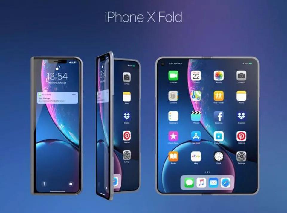 科技早闻:华为液晶电视通过3C认证,苹果新折叠屏专利曝光