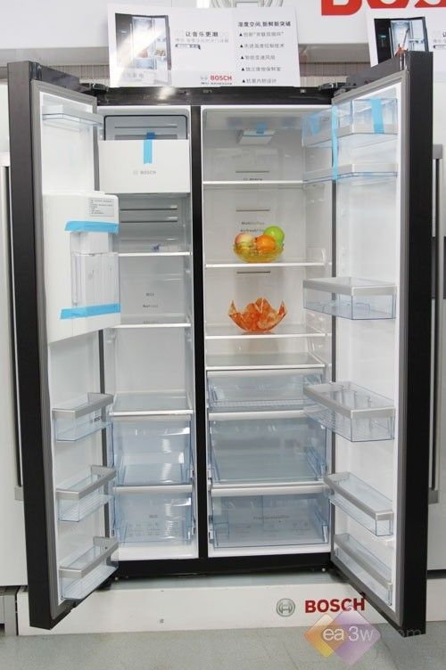 黑美人身价大跌?博世冰箱直降4800元