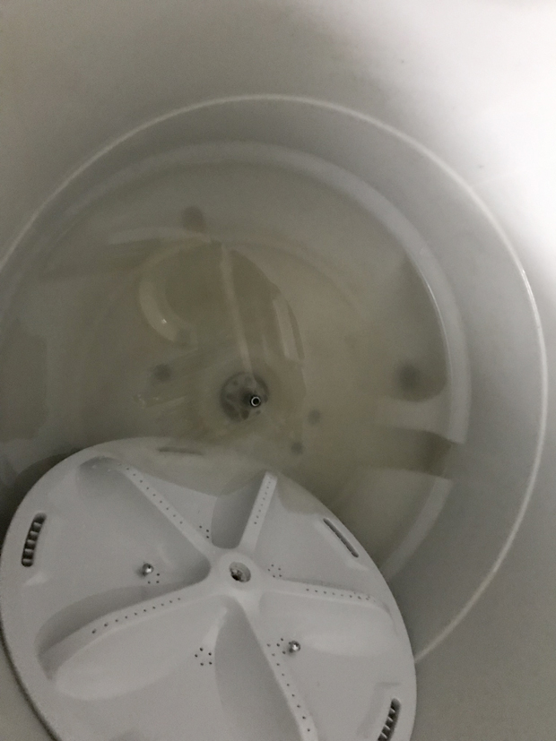 用了五年的洗衣机有多脏?拆给你看你就知道了