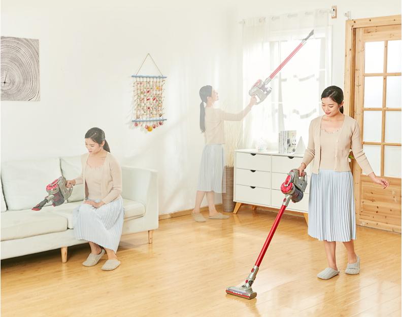 每个家庭都应该配备的一台清洁神器,手持吸尘器哪个牌子好?