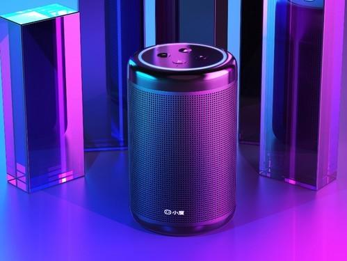 钢炮音质+万能遥控 小度家族首个金属音箱问世