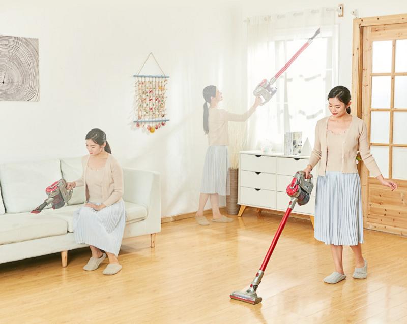 家庭清洁绝佳配备,手持吸尘器哪个牌子好