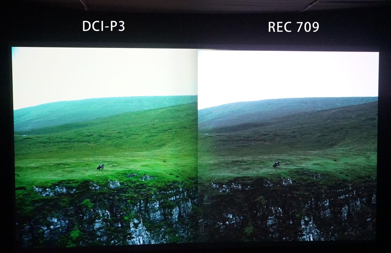 明基广色域4K投影机打造家庭影院 ,CIT2019打卡圣地