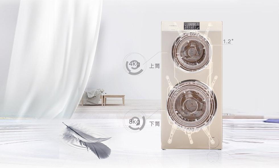 改造成梦想中的阳台,你需要一台这样的洗衣机