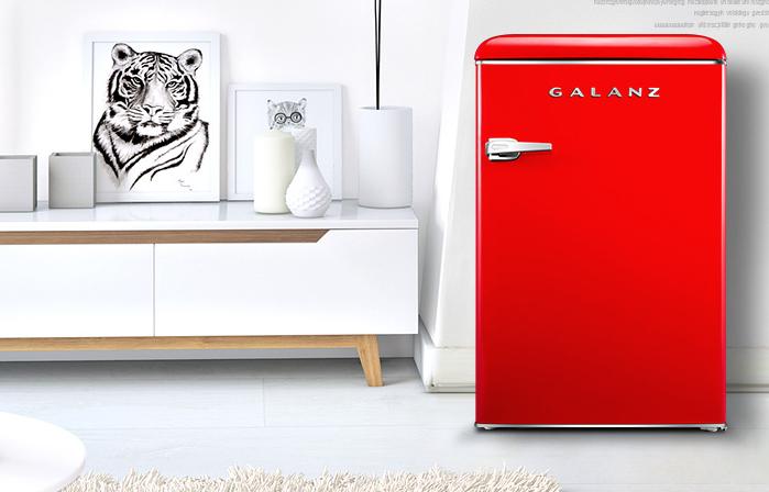 一个人租房缺冰箱? 小而精的mini冰箱推荐榜