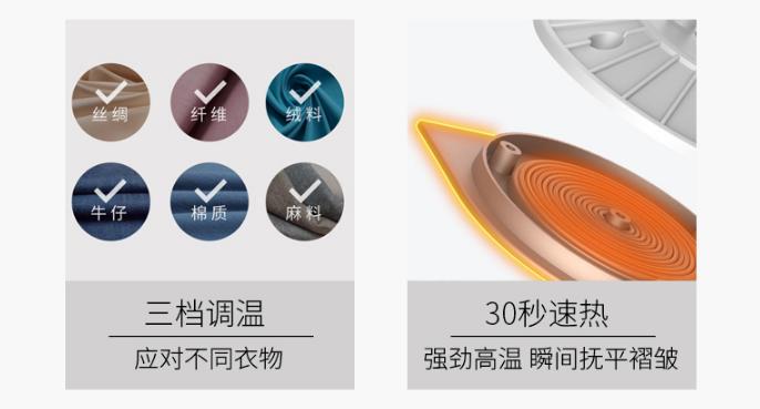 尖货江湖:世界上最小的电熨斗,这么多优点难怪让人爱不释手