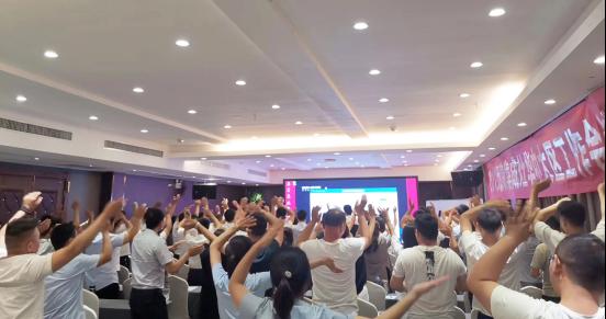 2019森歌经销商年中会议(河南站)圆满落幕!