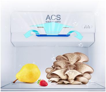还在为冰箱串味异味烦恼?创维冰箱轻松解决!