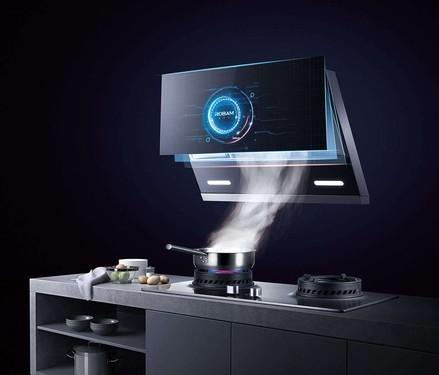 """2倍风压大吸力!老板油烟机5900S帮你消除烹饪""""隔离带"""""""