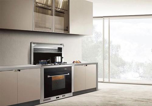 打造开放式厨房,家装达人为什么强推森歌集成灶?
