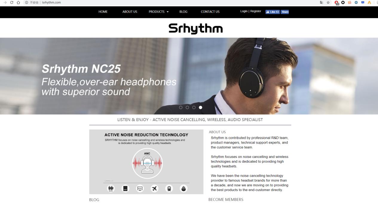 UONI由利旗下Srhythm系列蓝牙耳机,让你出街备受瞩目