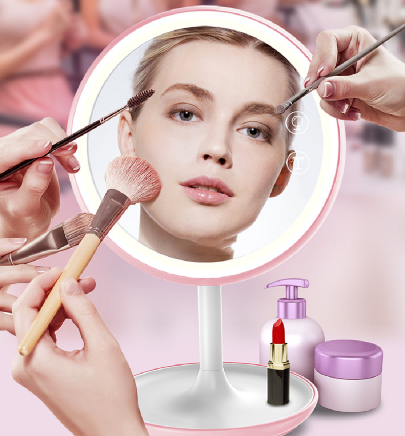 精致女孩最爱,化妆镜品牌排行榜了解下