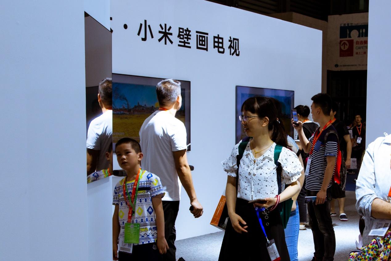 UDE2019:米粉参与热情爆表 纷纷点赞小米电视、AloT智能家居