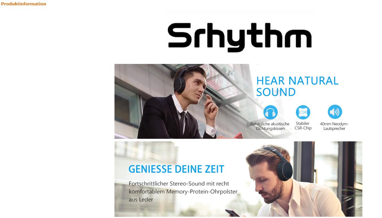 UONI由利Srhythm系列蓝牙耳机备受瞩目,音质超群成德法亚马逊销量第一