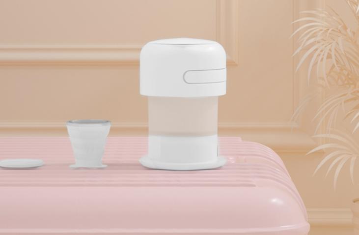 折叠水壶,拯救你出门旅游的喝水难题