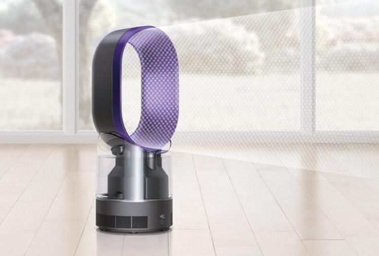 夏日家中常备加湿器,好好呼吸不生病
