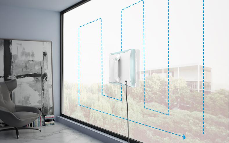 宝乐携擦窗机器人亮相巴西ES展 开启智能擦窗时代