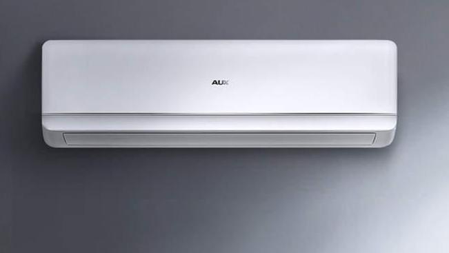 清洁空调太麻烦?智能自清洁的空调带回家