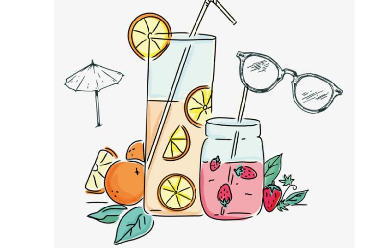 放弃肥宅快乐水,这份夏日健康果汁单让你续命